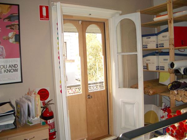 Sound proofing products soundblock solutions - Soundproof french doors exterior ...