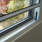 SoundBlock; Aluminium doublehung window
